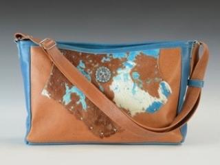 Cimarron Leather Handbags by Susan Kellogg