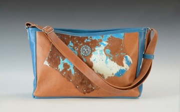 Cimarron Leather Handbags by Susan Kellogg