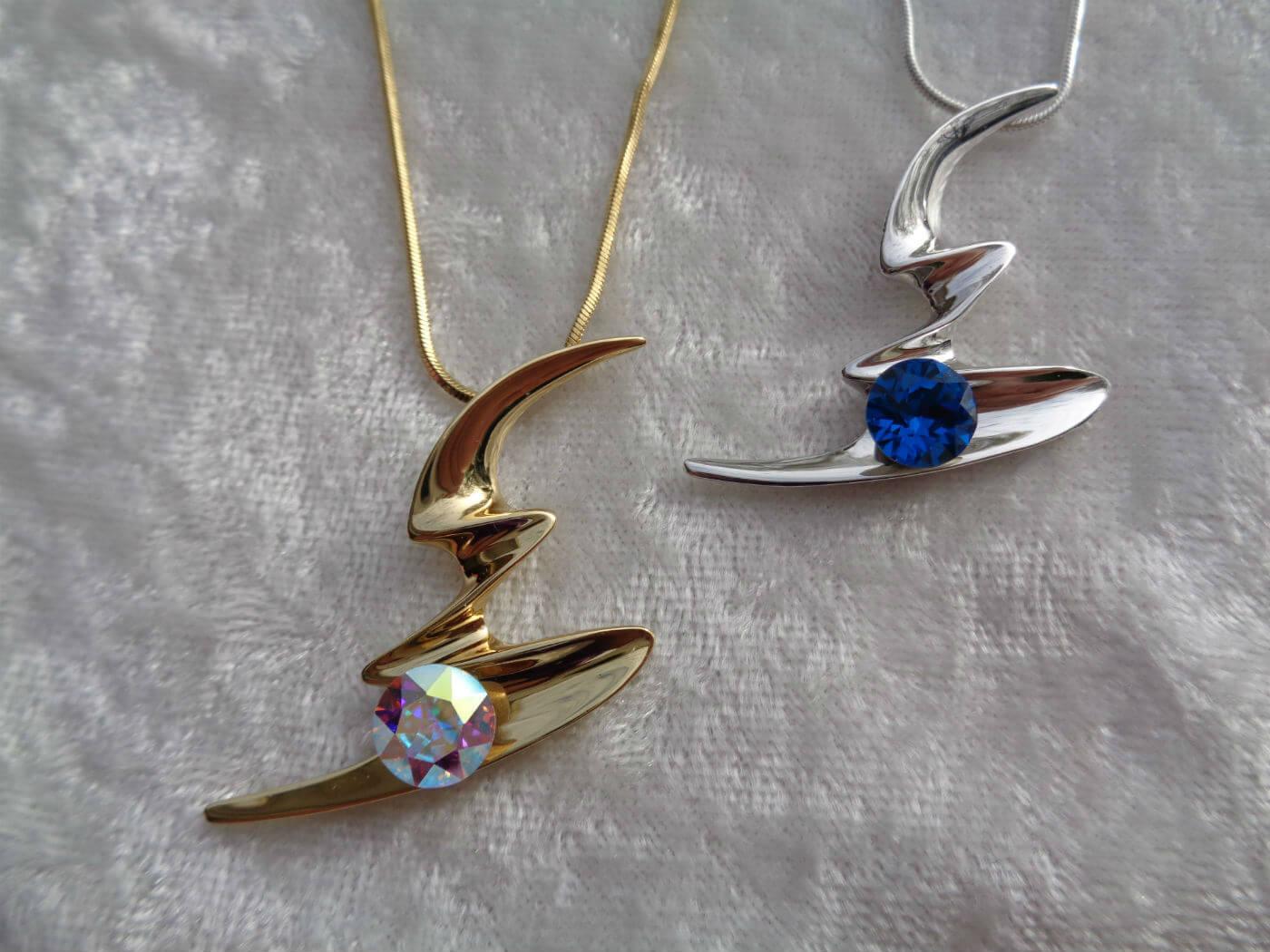 Interchangeable Pendants: Cecil Kisiel, Get Personal Designer Jewelry, handmade statement jewelry, designer jewelry
