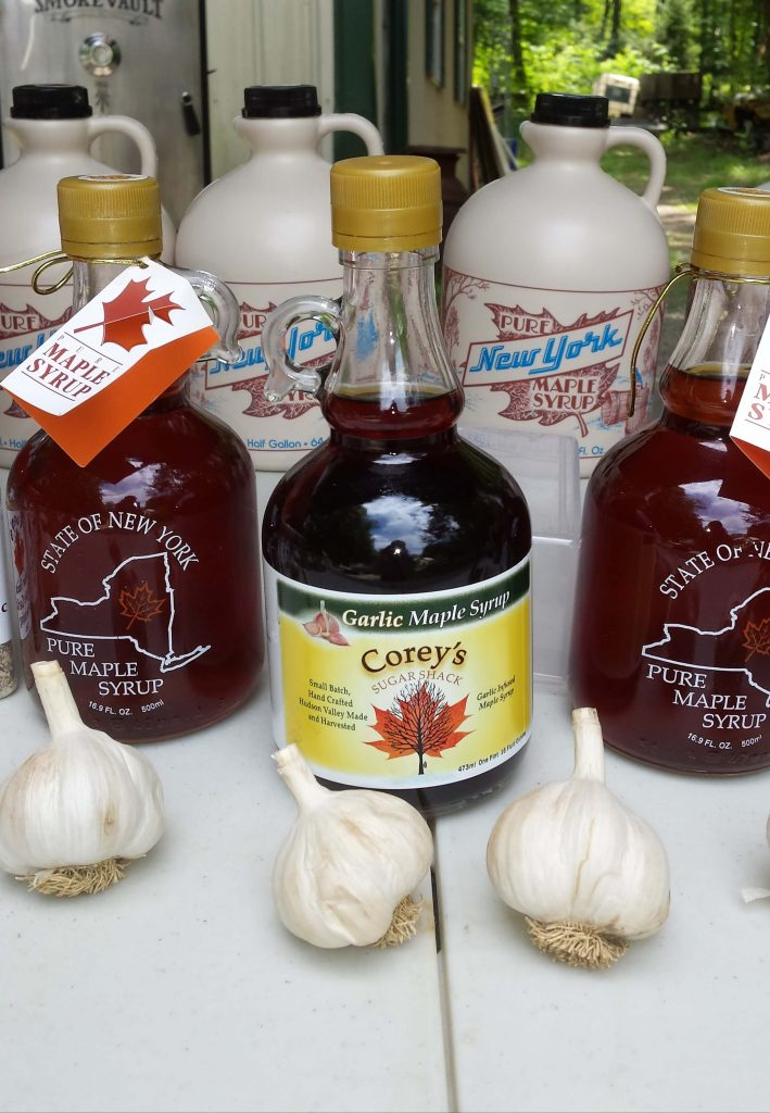 Corey's Sugar Shack: Maple Products