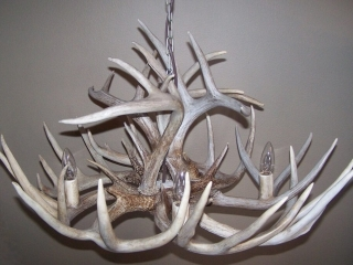 Antler and Wood Creations by Glenn Eilders
