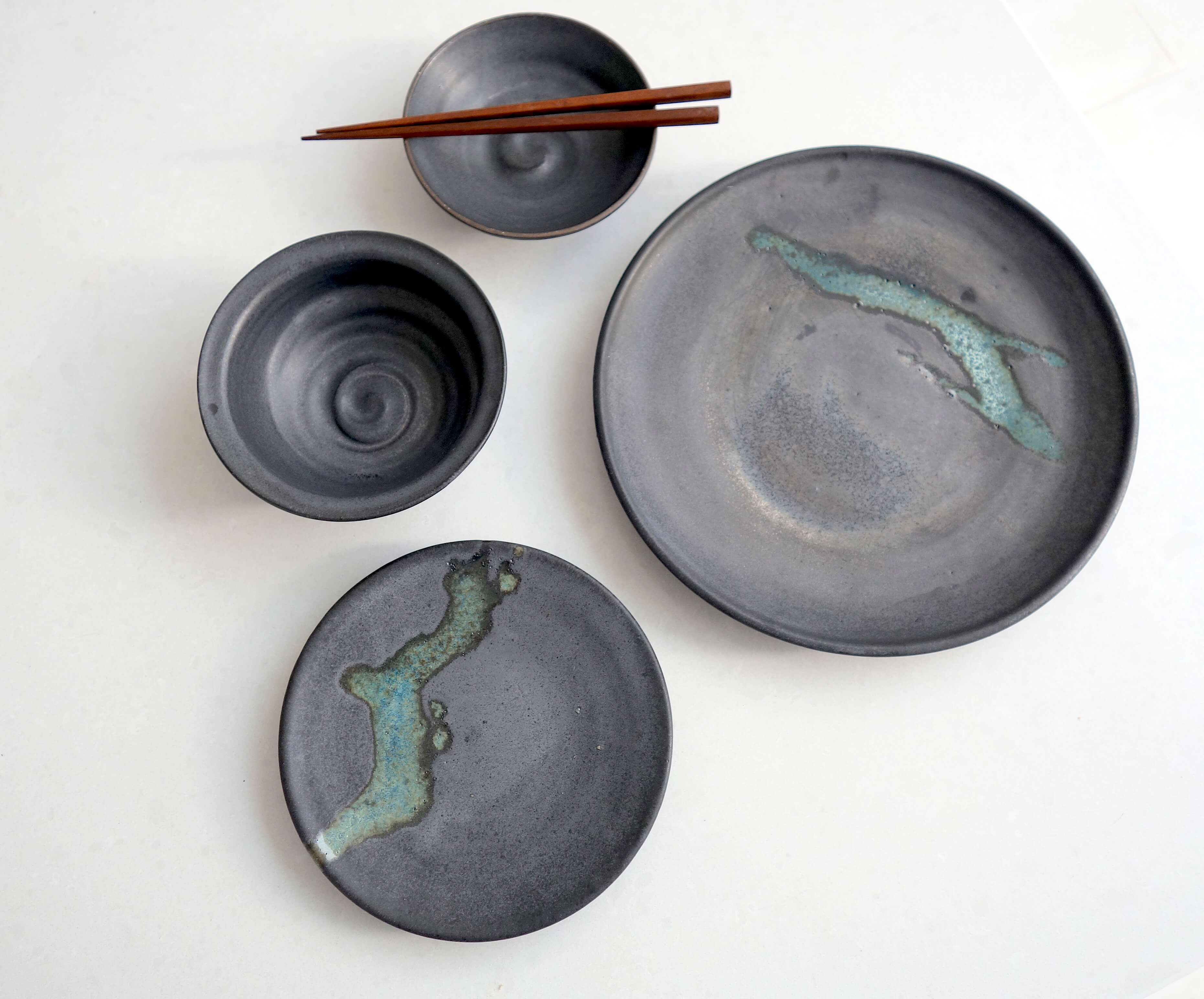 Millennium Clay Works by Robert Bachler