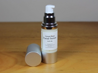 Vermont Simple Beauty: Sheri Abild, facial serum, natural