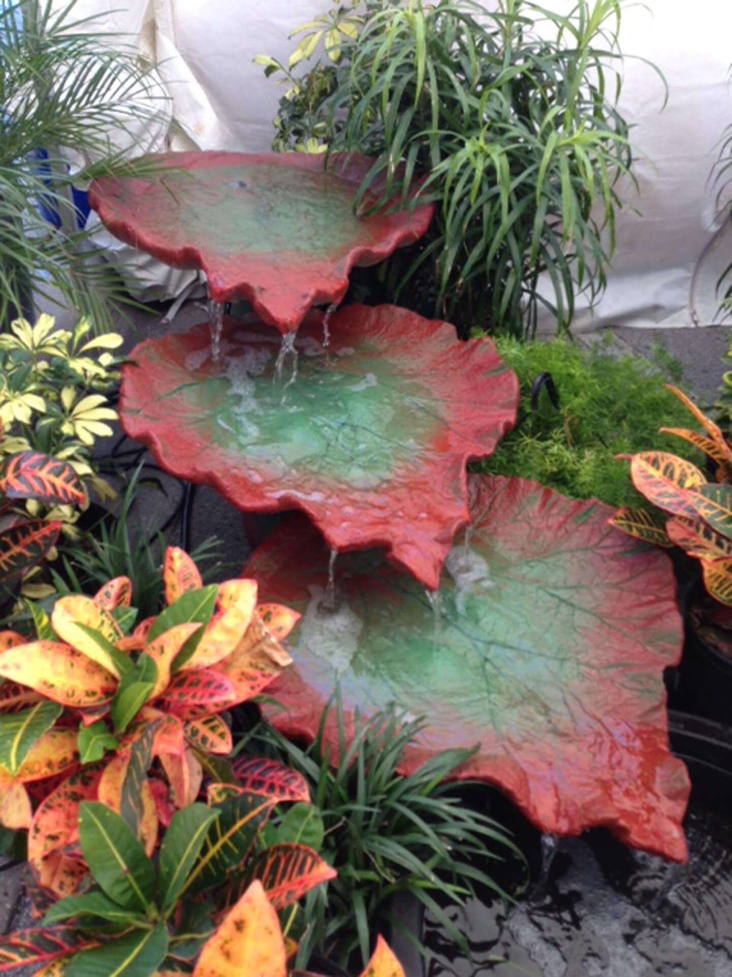 Leaves by Jenney: Curtis & Sandra Jenney