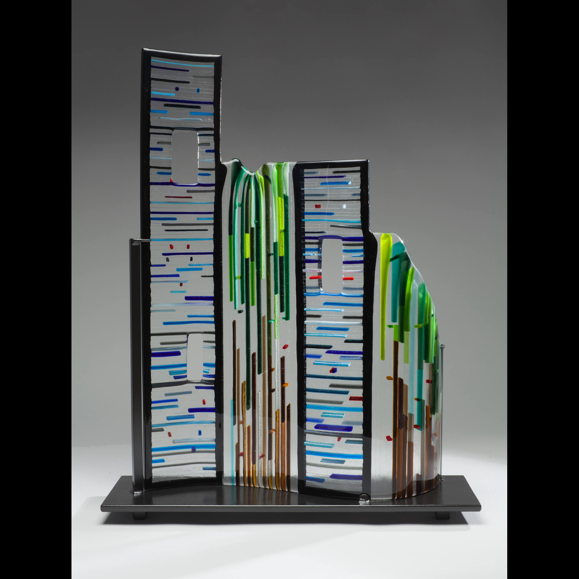 Glass Art of Brooklyn by Ernest Porcelli