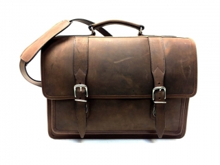 Johns Bags by Elie Abdelahad; briefcase