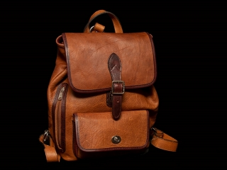 Johns Bags by Elie Abdelahad; Bison backpack